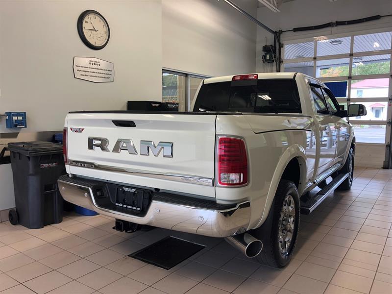 Ram 2500 5