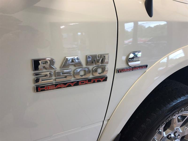 Ram 2500 16