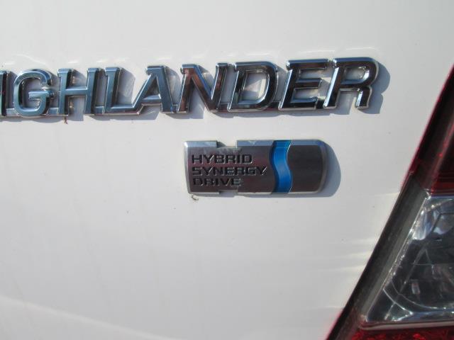 toyota Highlander 2006 - 5
