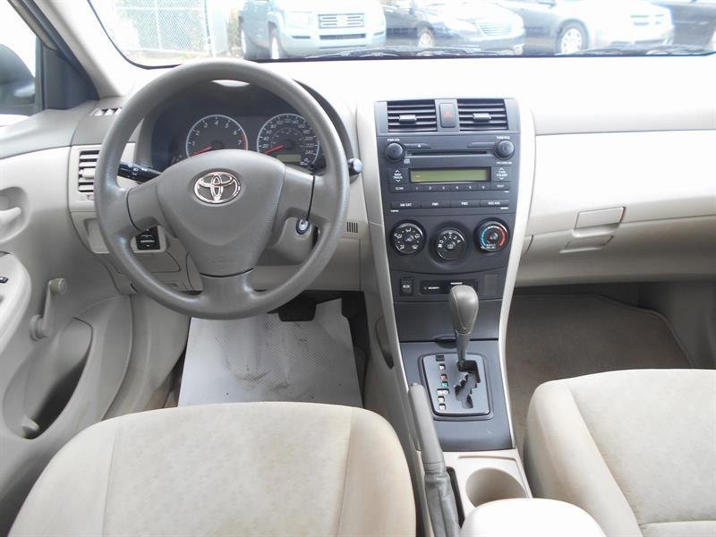toyota Corolla 2009 - 7