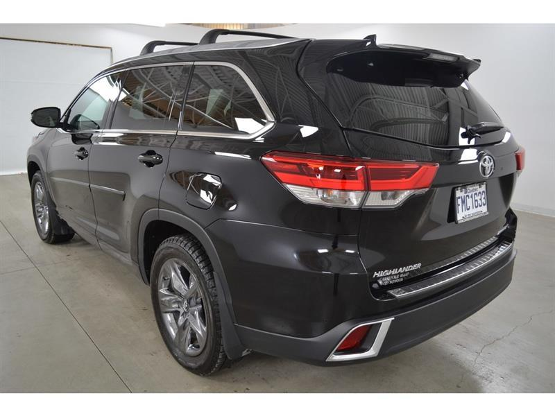 toyota Highlander LIMITED,CUIR,TOIT PANO,MAG 2019 - 4