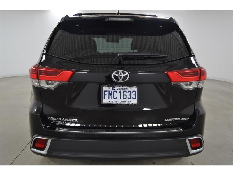 toyota Highlander LIMITED,CUIR,TOIT PANO,MAG 2019 - 5