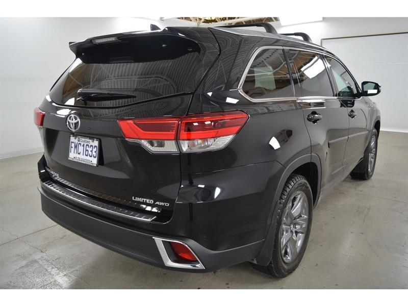 toyota Highlander LIMITED,CUIR,TOIT PANO,MAG 2019 - 6