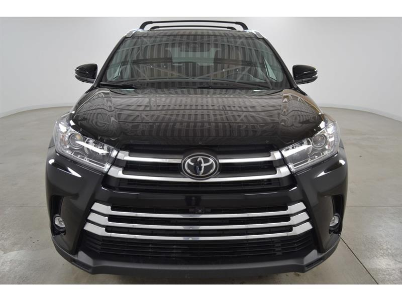 toyota Highlander LIMITED,CUIR,TOIT PANO,MAG 2019 - 9
