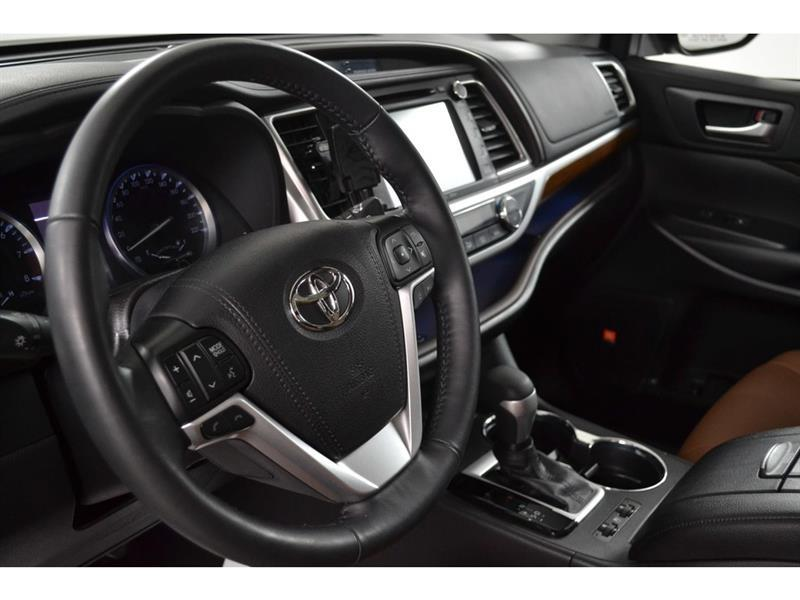 toyota Highlander LIMITED,CUIR,TOIT PANO,MAG 2019 - 11