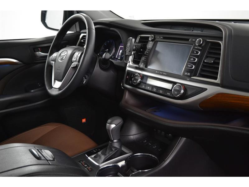 toyota Highlander LIMITED,CUIR,TOIT PANO,MAG 2019 - 12