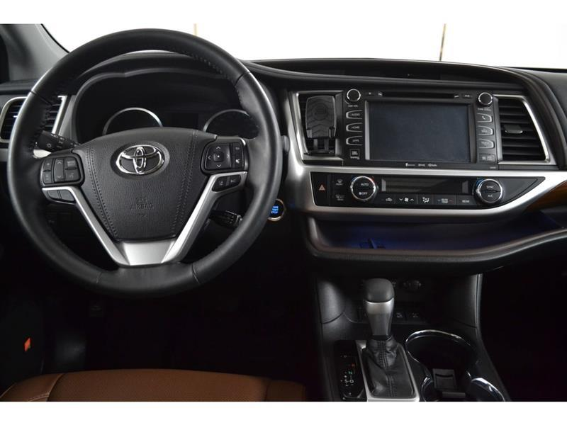 toyota Highlander LIMITED,CUIR,TOIT PANO,MAG 2019 - 14