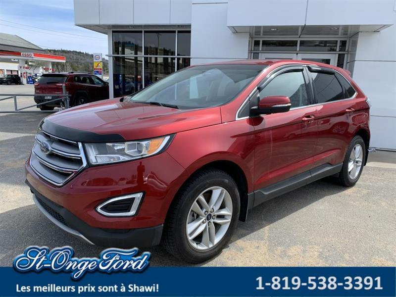 2016 Ford  Edge SEL, Traction intégrale