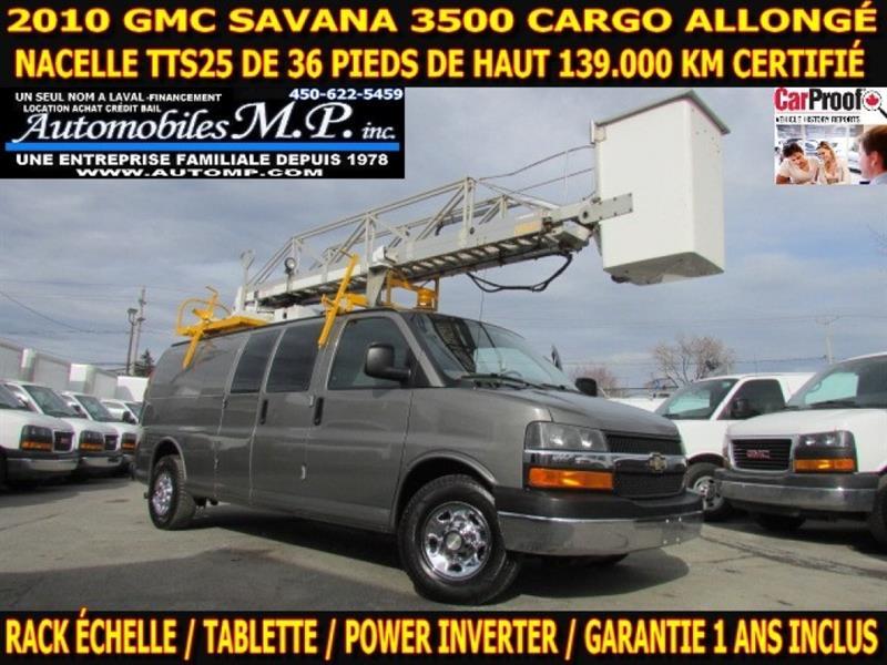 GMC Savana 13