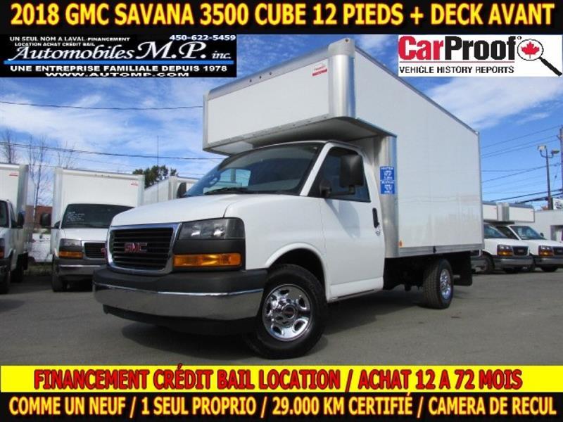 GMC Savana 37