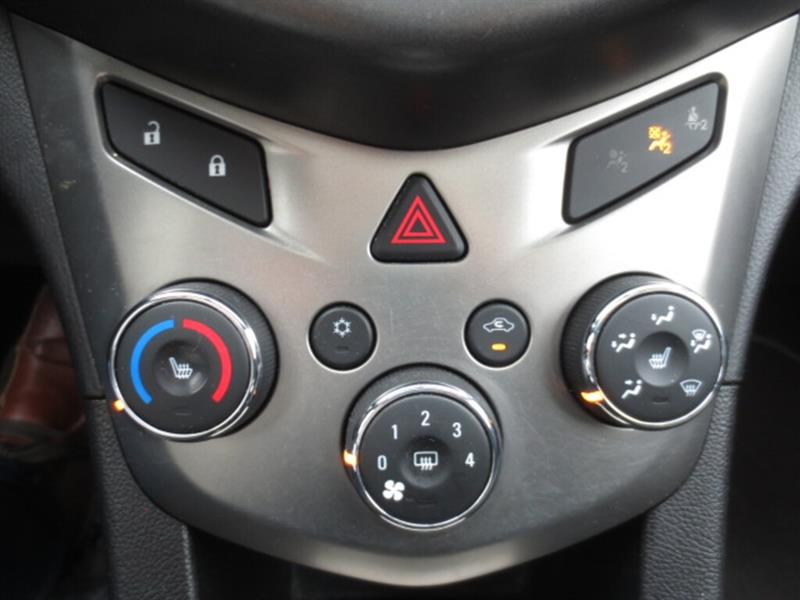 Chevrolet Sonic 19