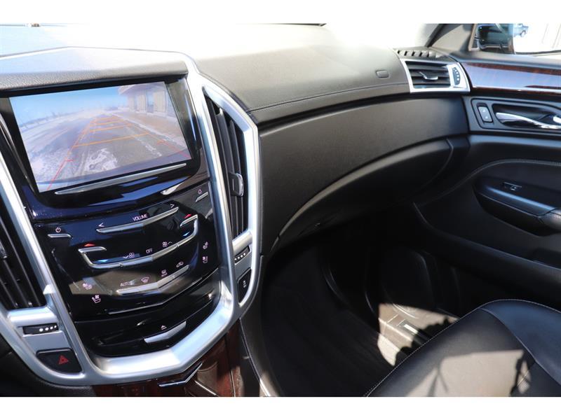 Cadillac SRX 13