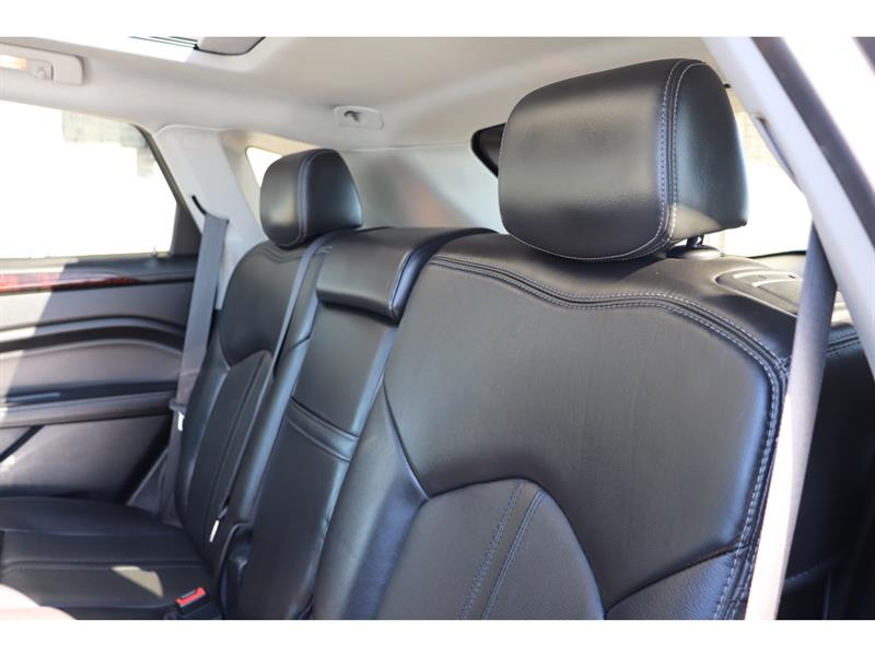 Cadillac SRX 17