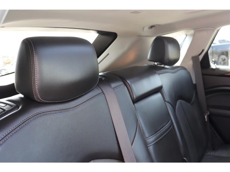 Cadillac SRX 20