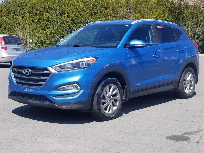 2016 Hyundai Tucson