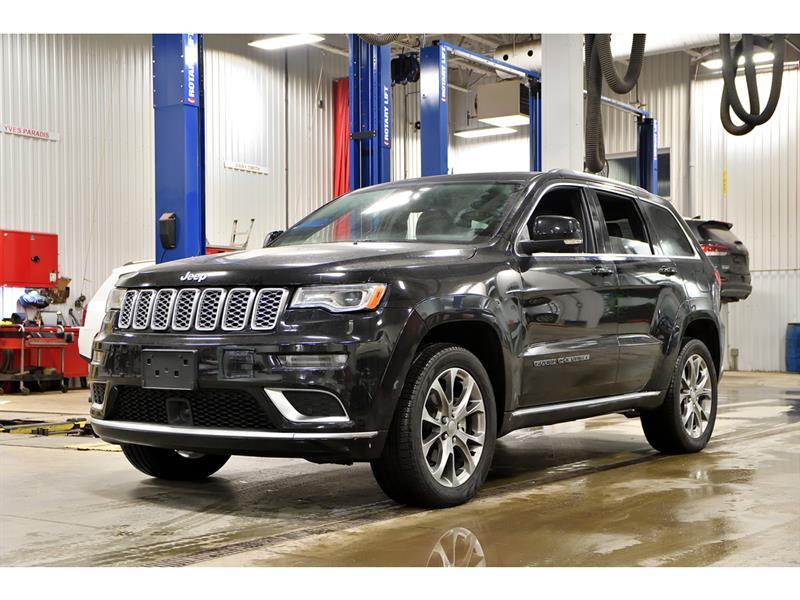 Jeep Grand Cherokee SUMMIT * HITCH * V6 * B.VENTIL 2019