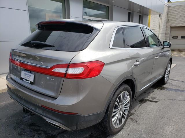Lincoln MKX 4