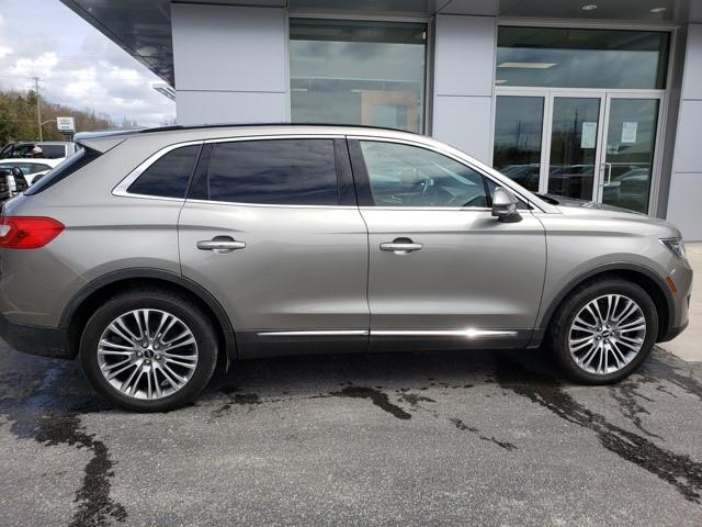 Lincoln MKX 8