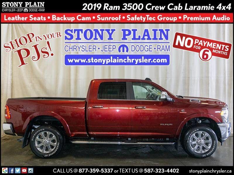 2019 Ram C/K 3500