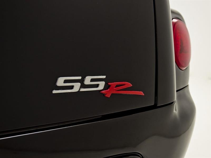 Chevrolet SSR 13