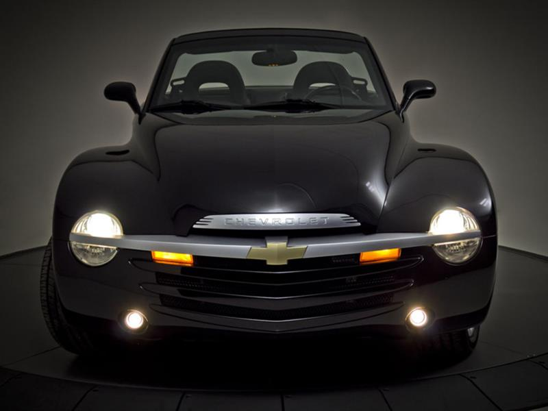Chevrolet SSR 17