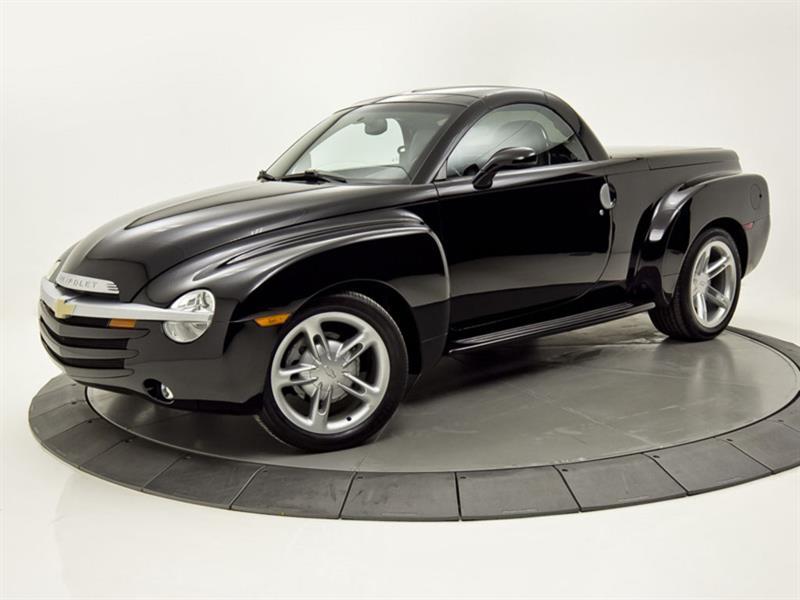 Chevrolet SSR 30