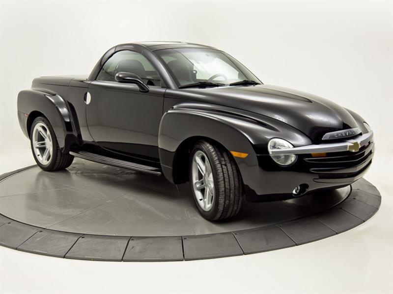 Chevrolet SSR 36