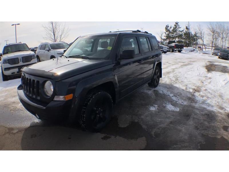 Jeep Patriot 4