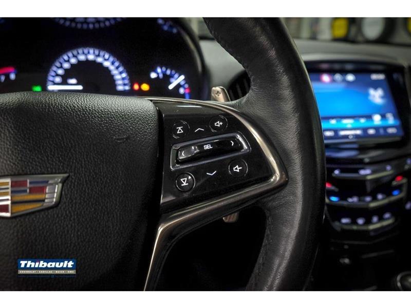 Cadillac ATS 50
