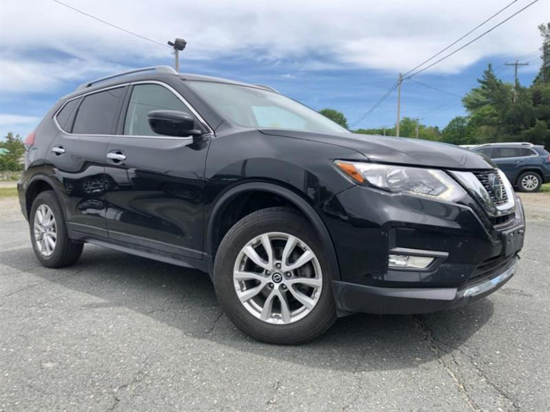 2019 Nissan  Rogue SV AWD BLUETOOTH MAGS