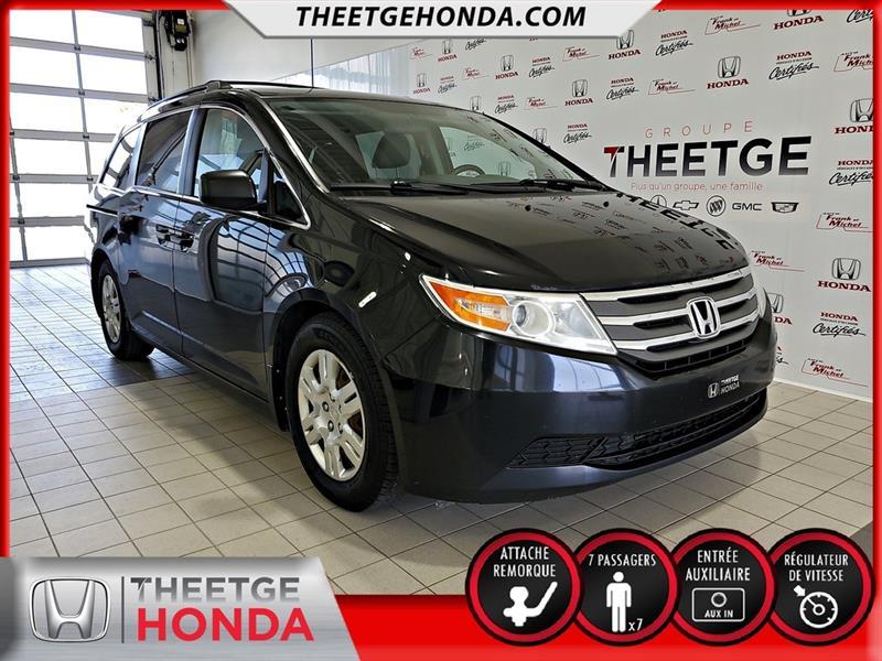 Honda Odyssey 4dr Wgn LX 2012