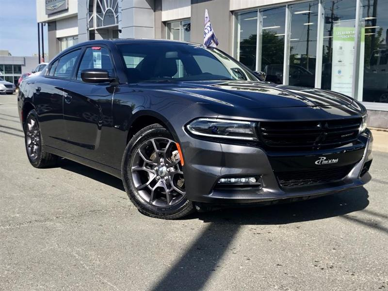 2018 Dodge  Charger GT ***AWD TOIT OUVRANT GPS***