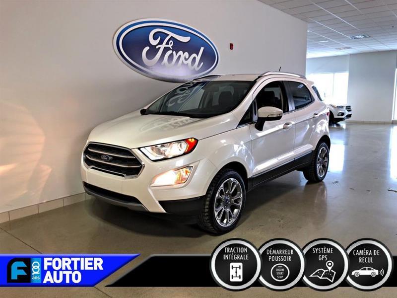 Ford EcoSport 1