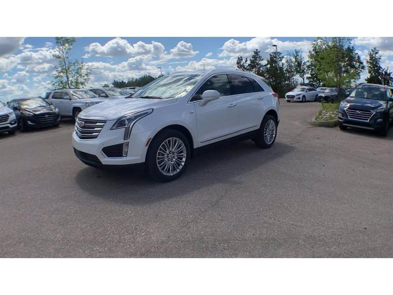 Cadillac Xt5 4