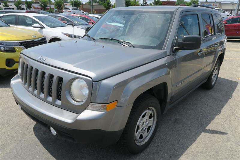 Jeep Patriot 3