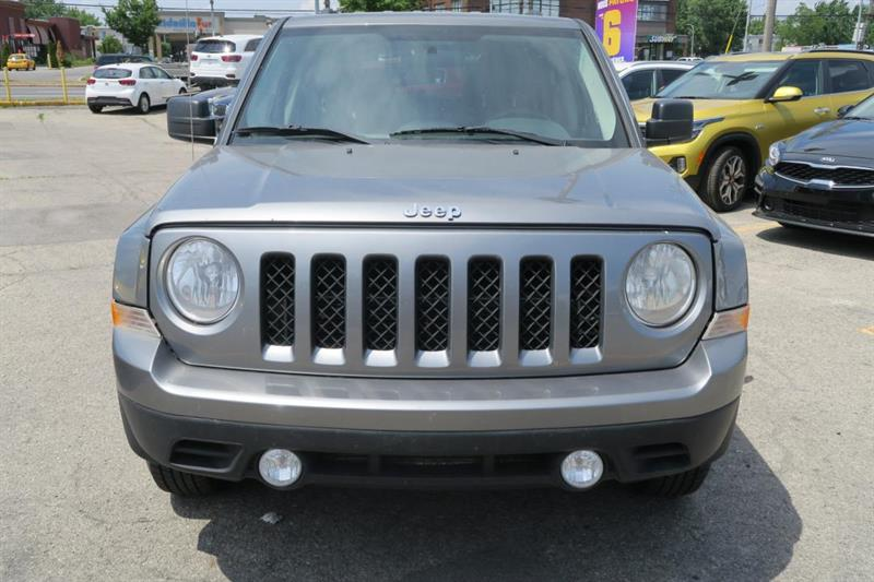 Jeep Patriot 5