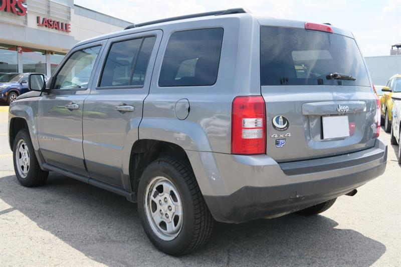 Jeep Patriot 6