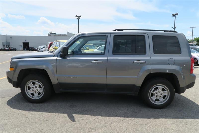Jeep Patriot 7