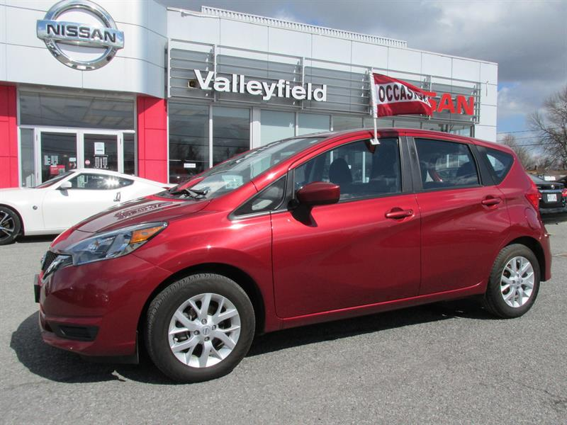2017 Nissan  Versa Note SV * MAGS - AIR CLIMATISE - CA