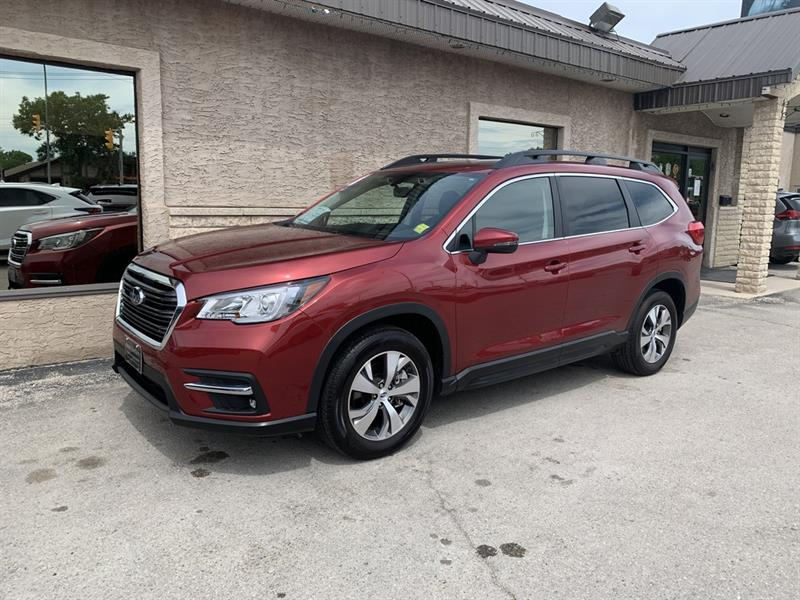 Subaru Ascent 6