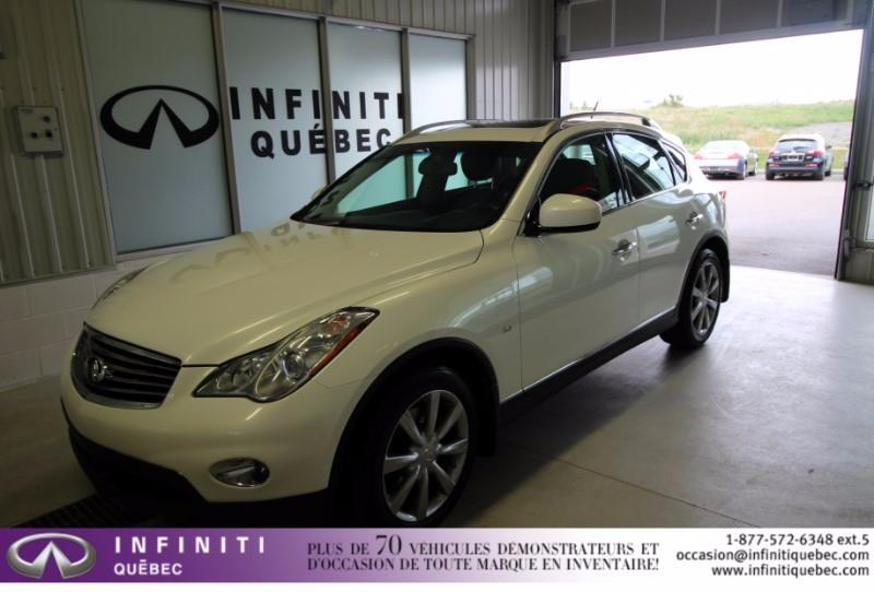 2014 Infiniti QX50