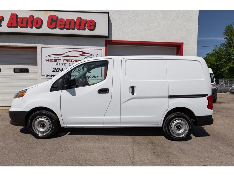Chevrolet City Express 2