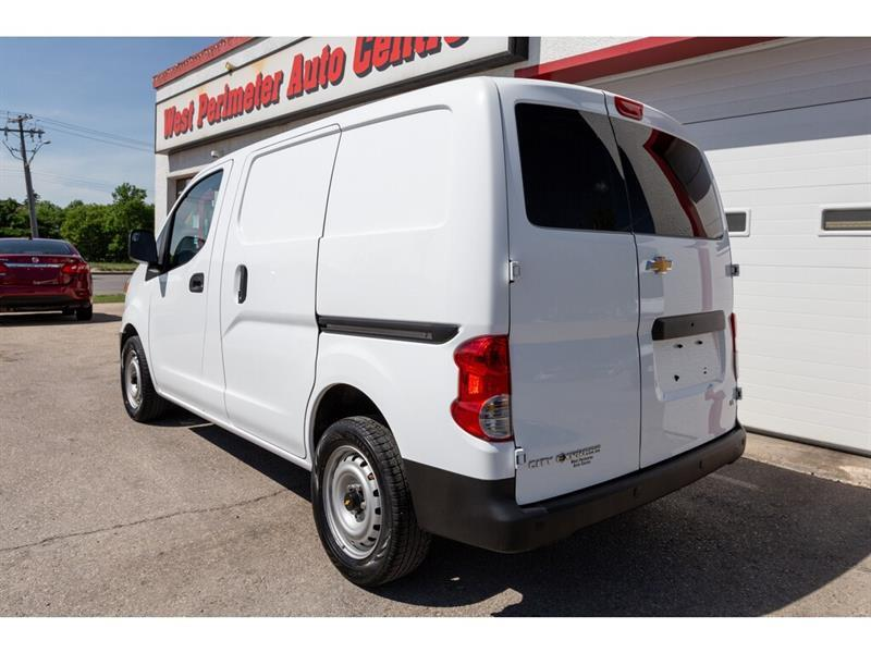 Chevrolet City Express 3