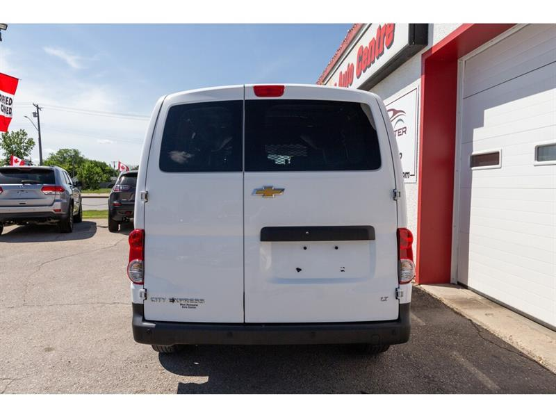 Chevrolet City Express 4
