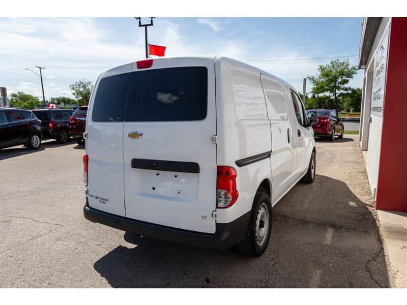 Chevrolet City Express 5
