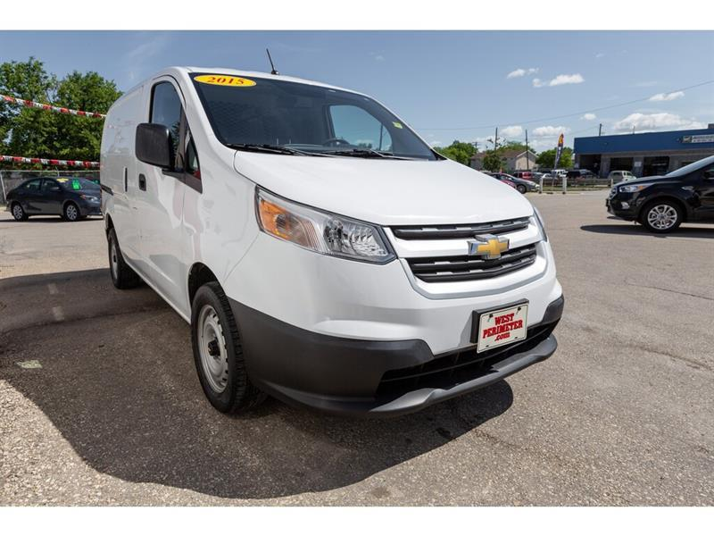 Chevrolet City Express 7