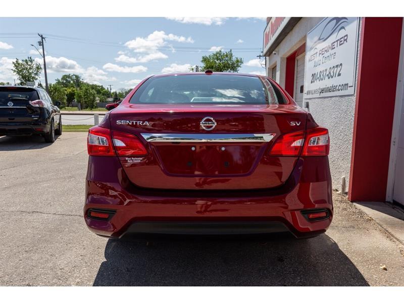 Nissan Sentra 4