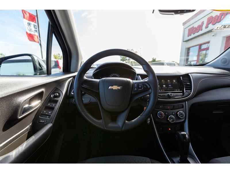Chevrolet Trax 22