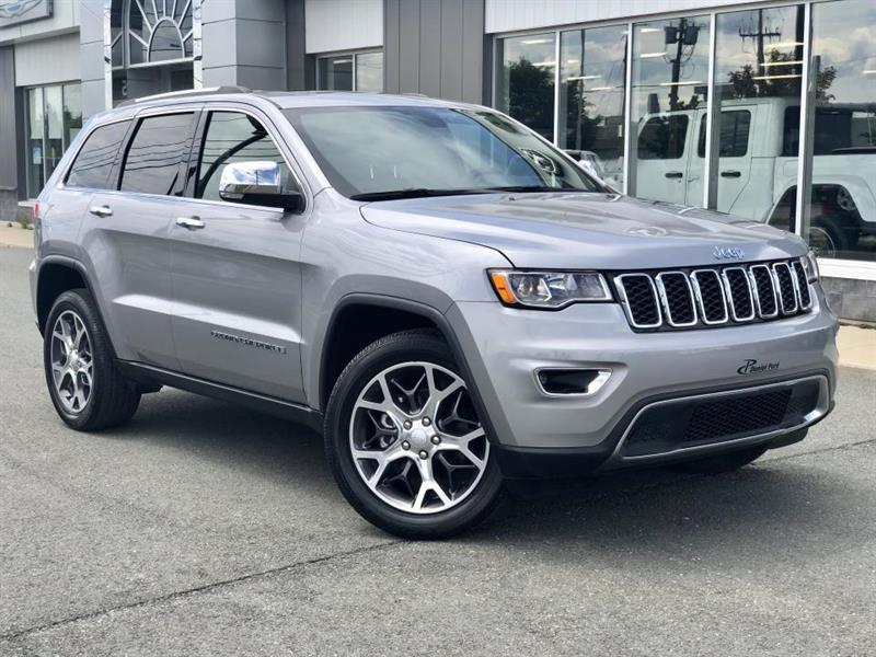 2019 Jeep  Grand Cherokee LIMITED   ''TOIT GPS''