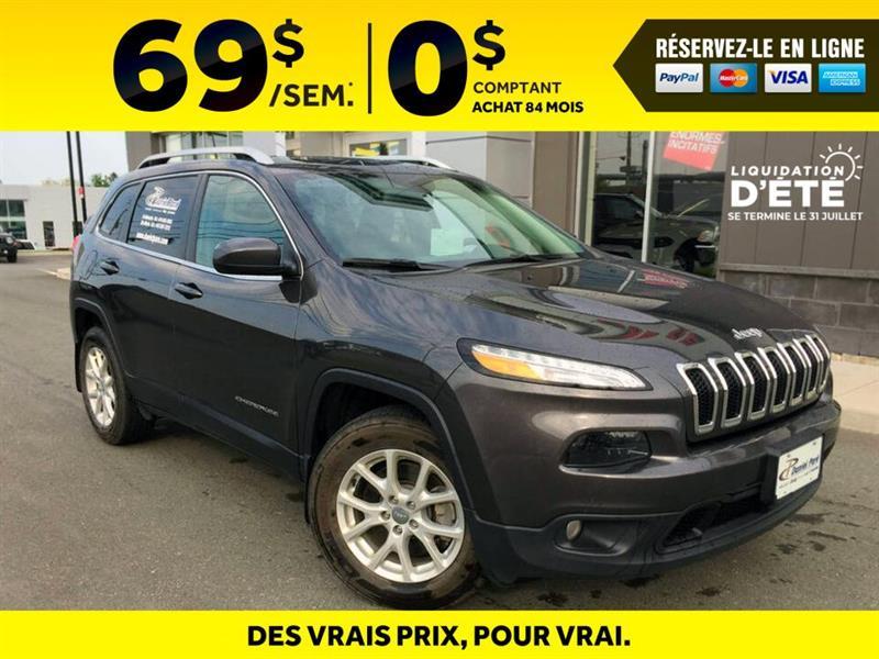 2017 Jeep  Cherokee 4WD North - Démo